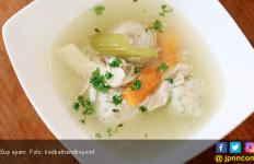 Cara Membuat Sup Kaldu Ayam dengan Rempah Alami - JPNN.com
