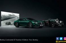 Mulliner Bawa Sejarah Balap Bentley di Continental GT - JPNN.com
