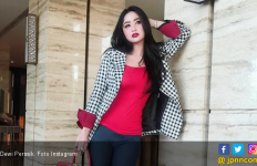 Bang Ipul Ultah ke-39 Tahun, Dewi Perssik Datang ke Rutan - JPNN.com