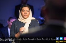 Reema binti Bandar, Dubes Perempuan Pertama Saudi yang Doyan Pamer Poni - JPNN.com
