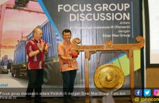 Pelindo III dan Sinarmas Group Jajaki Kerja Sama Logistik - JPNN.com