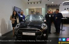 MINI Rilis 3-door Black Edition Seharga Rp 770 Juta, Hanya 6 Unit - JPNN.com