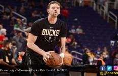 Pau Gasol Merapat ke Milwaukee Bucks - JPNN.com