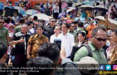 Antusiasme Masyarakat Sambut Jokowi tak seperti Pilpres 2014 - JPNN.com
