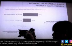 Survei LSI: Jika Lihat Tren Elektabilitas Capres, Pertarungan Sudah Selesai - JPNN.com