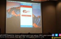 Hai Milenial, Ayo Ikut Awasi Pemilu lewat Aplikasi JAPRI - JPNN.com
