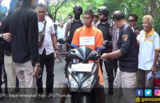 Doooor! Kabur ke Bali, Begal Ditembak Polisi di Jalan - JPNN.com