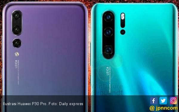 Huawei P30 Pro Ditengarai Memiliki Kemampuan Kamera Super Zoom - JPNN.com