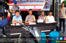 Pelaku Begal di Waykanan Lampung Ditangkap di Tangerang - JPNN.com