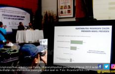 Survei LSI Denny JA: Mohon Maaf, Pertarungan Pilpres 2019 Selesai - JPNN.com