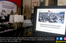Timses Prabowo - Sandi Sebut Hasil Survei LSI Denny JA Berbahaya - JPNN.com