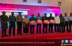 Smartfren Perluas Layanan 4G LTE Hingga ke Kabupaten Natuna - JPNN.com