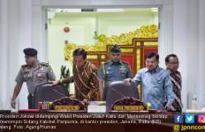 Empat Arahan Penting Jokowi di Sidang Kabinet - JPNN.com