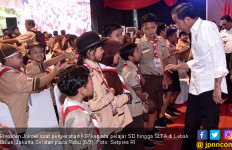 Jokowi Kenalkan KIP Kuliah di Lebak Bulus - JPNN.com