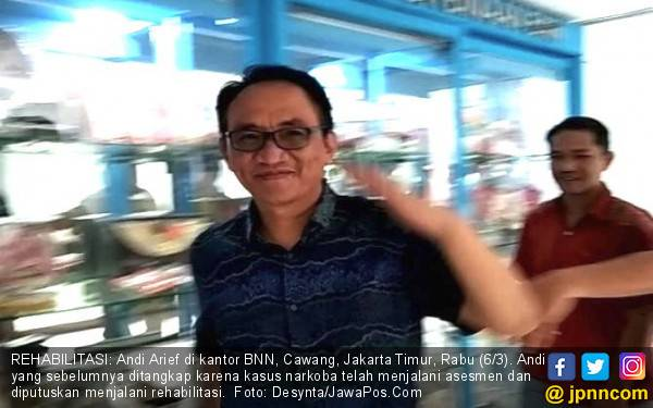 Andi Arief Bakal Perkarakan Hotel Tempatnya Ditangkap - JPNN.com