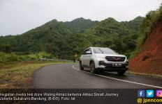 Test Drive Wuling Almaz: Piawai Berdansa di Jalur Epic Cileteuh (Hari ke-1) - JPNN.com
