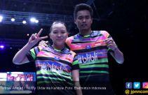 Owi/Winny Ketemu Peringkat 1 Dunia di Korea Open 2019 Siang Ini - JPNN.com