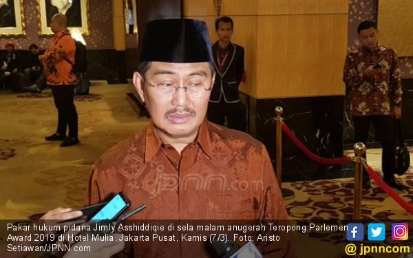 Jokowi Minta Kriteria Penerima Bintang Mahaputra Diperketat - JPNN.com