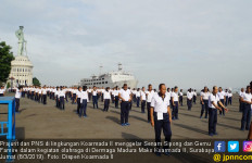 Senam Sipong dan Gemu Famire Demi Stamina Prajurit Tetap Terjaga - JPNN.com