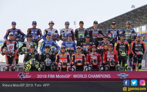 Cek Jadwal MotoGP Qatar 2019 dan Prediksi dari Valentino Rossi - JPNN.com
