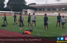 Timnas Indonesia U-23 Berhasil Tahan Imbang Semen Padang 2-2 - JPNN.com