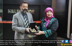 DPD RI Dorong Indonesia - Slovakia Perkuat Kerja Sama Bidang Pendidikan - JPNN.com