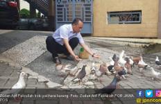 Zudan Arif Fakrullah Kerap Jalan - jalan ke Pasar Burung - JPNN.com