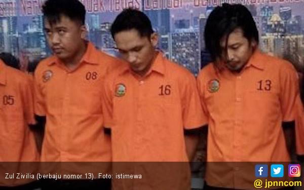 Polisi Sita 9,5 Kilogram Sabu-sabu, Zul Zivilia Bukan Pengecer Kecil - JPNN.com