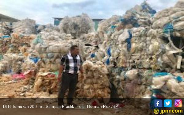Pemko Batam Komitmen Tolak Investasi di Sektor Daur Ulang Limbah Plastik - JPNN.com
