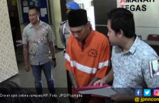 Merasa Dipermainkan Order Fiktif, Oknum Driver Ojek Online Rampas HP Warga - JPNN.com