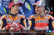 Marquez: Saya dan Lorenzo Seperti Siang dan Malam - JPNN.com