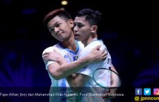Pukul Minions, FajRi Tembus Semifinal Korea Open 2019 - JPNN.com