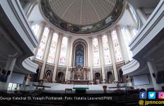 Inilah Gereja Katedral Santo Yoseph, Terbesar di Asia Tenggara - JPNN.com