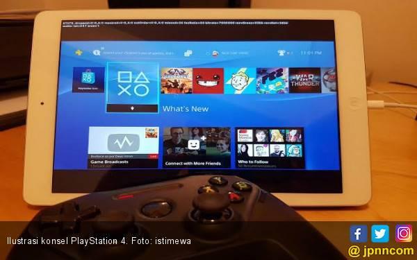 Sony Sematkan Fitur Remote Play ke iPhone dan iPad - JPNN.com