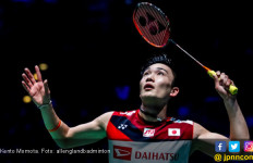 Pukul Ka Long Angus, Kento Momota Tembus Final All England 2019 - JPNN.com