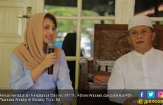 Pewaris Kesultanan Banten Minta PSI Terus Melawan Intoleransi - JPNN.com