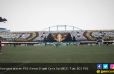 Mantan Pelatih Akademi AS Roma Kagumi Suporter PSS Sleman - JPNN.com