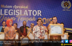 Peduli Nasib Rakyat, Mochamad Herviano Diganjar Predikat Caleg Milenial - JPNN.com