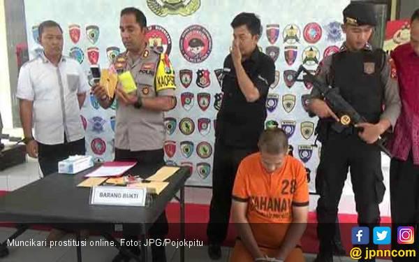 Reza Tepergok jadi Muncikari Prostitusi Anak di Bawah Umur - JPNN.com