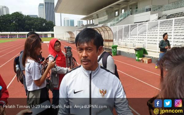 Indonesia Takluk dari Thailand, Indra Sjafri: Target Kami di SEA Games 2019 - JPNN.com