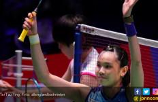 Firasat Tai Tzu Ying Sebelum Hadapi Akane di Semifinal All England 2019 - JPNN.com