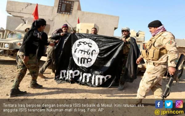 Hukuman Mati Menanti Ratusan Eks ISIS - JPNN.com
