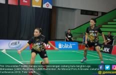 Trisakti Rajai Nomor Perorangan LIMA Badminton GJC 2019 - JPNN.com