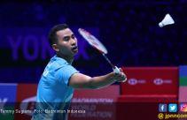 Yes! Tommy Sugiarto Tembus Semifinal Denmark Open 2019 - JPNN.com