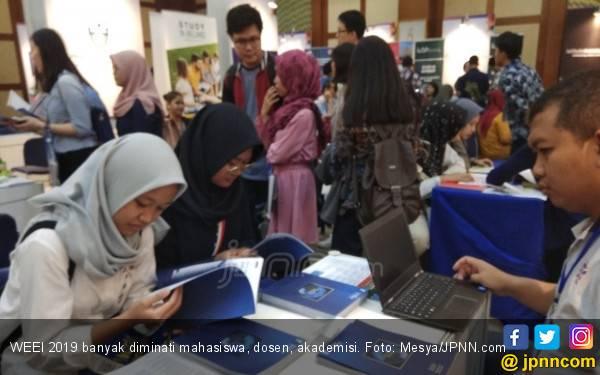 18 Negara Meriahkan World Education Expo Indonesia 2019 - JPNN.com