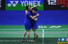 Lewati Jalan Terjal, Chen Qingchen / Jia Yifan Raih Gelar Juara All England 2019 - JPNN.com