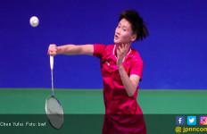 Menghanyutkan, Mengejutkan, Chen Yufei Kalahkan Tai Tzu Ying di Final All England 2019 - JPNN.com