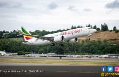 Mirip Lion Air, Boeing 737 Max Milik Ethiopian Airlines Jatuh Usai Take Off - JPNN.com