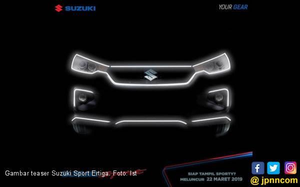 SIS Bersiap Luncurkan Suzuki Sport Ertiga, Ini Ubahannya! - JPNN.com
