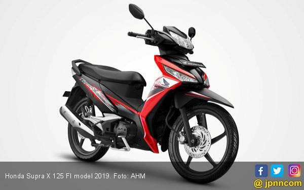 Honda Supra X 125 FI Bersolek, Sebegini Harganya - JPNN.com